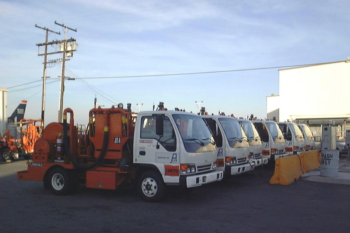 Airport Service Vehicle Canadian Electric Vehicles